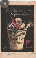 Carte Postale Ancienne De L'illustrateur NORWINS    EUREKA - Norwins
