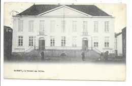 Diest - L'Hotel De Ville. - Diest