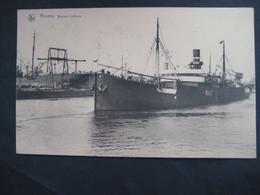 5.10. Flandern Anvers - Bassin Lefevre Schiff ROLF 1922 - Unclassified