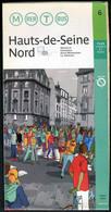Métro Paris - HAUTS De SEINE NORD N° 6 - Complet - Mars 2002 - Vélo - Europe