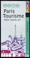Métro Paris - PARIS TOURISME - PARIS TRAVEL KIT - Complet - Avril 2008 - Mars 2009 - Tour EIFFEL - Europe