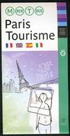 Métro Paris - PARIS TOURISME - Complet - Juin 2006 - Tour EIFFEL - Europe
