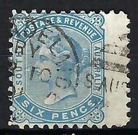 AUSTRALIE DU SUD: Le Y&T 42 BDF,  Obl. CAD - Usados