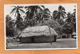 Tonga Old Postcard - Tonga