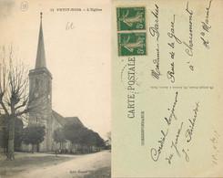 D - [503093]B/TB//-France  - (39) Jura, Petit-noir, L'église, Architectures, Eglises Et Cathédrale - Autres Communes