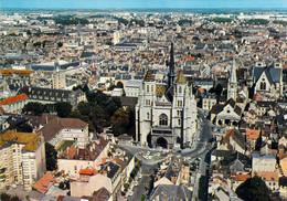21 - Dijon - Vue Générale Aérienne - Au Premier Plan, La Cathédrale Saint Bénigne - Dijon