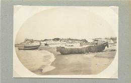 AGDE (Hérault) - Bords De Mer (photo Années 30, Format 11,2 Cm X 7,8 Cm) - Lugares