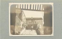AGDE (Hérault) - Vue à Situer Dans La Ville (photo Années 30, Format 10 Cm X 7,6 Cm) - Lugares