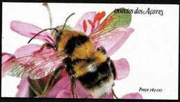 Carnet Timbres PORTUGAL 1984 Insectos Dos Açores - Boekjes
