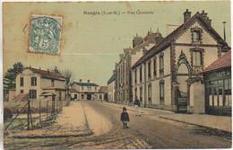 77 NANGIS   Rue Gambetta - Nangis