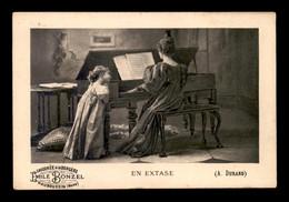 CHROMOS - CHICOREE A LA BERGERE EMILE BONZEL, HAUBOURDIN - EN EXTASE - A. DURAND - FORMAT 11 X 7.5 CM - Tè & Caffè