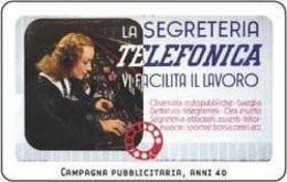 NUOVE  La Segreteria Telefonica Vi Facilita Il Lavoro - Pubbliche Figurate Ordinarie