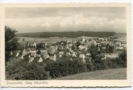 Allemagne - Bavière - Donaúwörth - Berg Schwaben - Dentelée - Donauwoerth