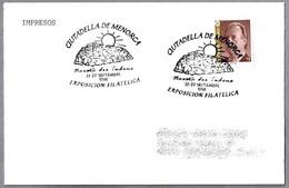 NAVETA DES TUDONS - Megalithic Chamber Tomb. Ciutadella, Baleares, 1996 - Archäologie