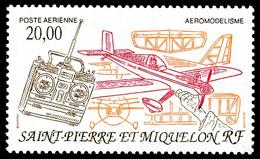 ST-PIERRE ET MIQUELON 1992 - Yv. PA 71 **   Faciale= 3,05 EUR - Aéromodélisme  ..Réf.SPM12613 - Neufs