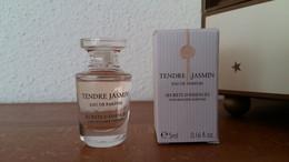 ACHAT IMMEDIAT;;;;MINIATURE TENDRE JASMIN SECRETS D'ESSENCE - YVES ROCHER - 5 ML EAU DE PARFUM - Mignon Di Profumo Donna (con Box)