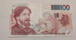 100 Honderd Frank - 100 Francs