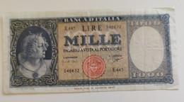 1000 Lire 1961 - 1000 Lire