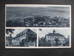 5.10. Gössenreuth  Gasthaus Hartmann, Schule 1936 - Kulmbach