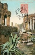 ITALIE TAORMINA TENTRO GRECO - Otras Ciudades