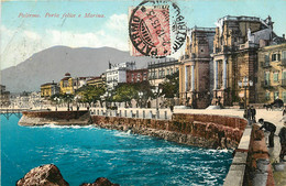 ITALIE PALERMO PORTA FELICE E MARINA - Palermo