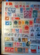Petite Collection De,Chine Centrale,et Nord Est,1949/1960,timbres Neufs Et Obliteres A VOIRE... - Central China 1948-49