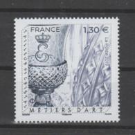"""FRANCE / 2019 / Y&T N° 5306 ** : """"Métiers D'art"""" (Tailleur De Cristal) X 1 BdF Haut - Neufs"""