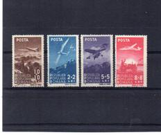 PDE67 - ROMANIA 1948 , Serie Yvert N. 1054/1057  *  Linguella - Nuevos
