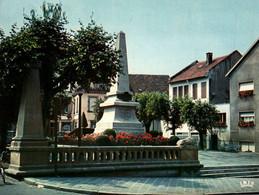 57 / SARREBOURG / LE MONUMENT AUX MORTS - Sarrebourg