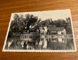 Genval Lac - Chalet Normand - (Rixensart) - Photo Fr. Tuerlinckx Overijse - Rixensart