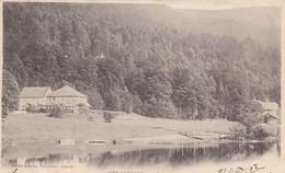 88. GERARDMER. CPA. RETOURNEMER. ANNEE 1902 + TEXTE - Gerardmer