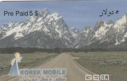 Kurdistan - Road And Mountains - Autres - Asie