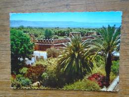 "Maroc , Kasbat Taroudant """" Beaux Timbres Et Cachets """" - Other"