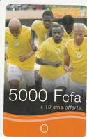 Senegal - Orange - Football Team (yellow Shirts) - Sénégal