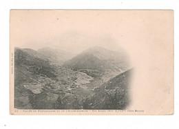 05 Vallée De L'Aigue Agnelle, Col AGNEL. Cliché MARQUET. ( VOIR SCAN ). - Otros Municipios