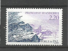 Timbre Andorre Français Neuf ** N 377 - Unused Stamps