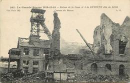 RUINES DE LA FOSSE N°5 DITE DE LOOS CORONS DU MAROC - Bethune