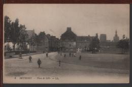 62 - BETHUNE - Place De Lille - Bethune
