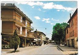 Visnadello (Treviso). Via Fratelli Baracca. - Treviso