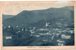 SASSELLO - VEDUTA GENERALE - SAVONA - VIAGGIATA - Savona