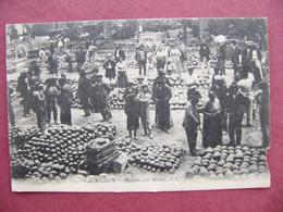 Cpa Cavaillon Marché Aux Melons  écrite Par Un Soldat Du 38 ème Colonial 21 ème Compagnie 14 ème Escouade 1916 - 1914-18