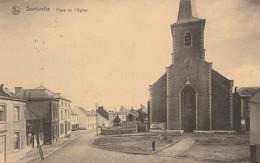 Sombreffe ,  Place De L'église - Sombreffe
