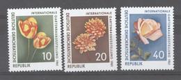 RDA  :  Mi  854-56  **     Fleur - Flower    ,    N2 - Nuevos