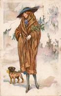DONNINE - 2 - VIAGGIATA - 1900-1949