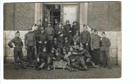 Klas 1932  2° Sectie     Fotokaart Omgeving Antwerpen  Foto:F Van Camp,10 Cogelsplein, Deurne (Noord) - Barracks