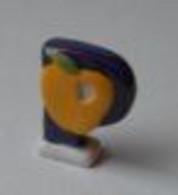 Fève 2005 L'abécédaire Du Marché * P Comme Pomme (T 1511) AFF 2005 Page 47 - Sin Clasificación