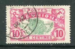 REUNION- Y&T N°60- Oblitéré - Usados