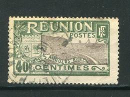 REUNION- Y&T N°91- Oblitéré - Usados