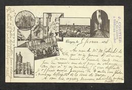 10 - TROYES - Multivues -  Cachet PUB - 1898 - Troyes