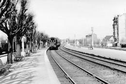 Joinville-le-Pont. Photo Jacques Bazin. 10-04-1956 - Eisenbahnen